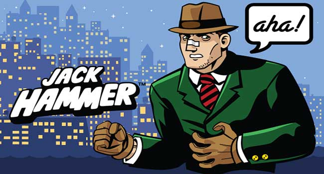 Spiele Jack Hammer - Video Slots Online